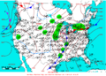 2006-03-13 Surface Weather Map NOAA.png