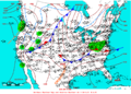 2006-04-17 Surface Weather Map NOAA.png