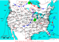 2006-06-06 Surface Weather Map NOAA.png
