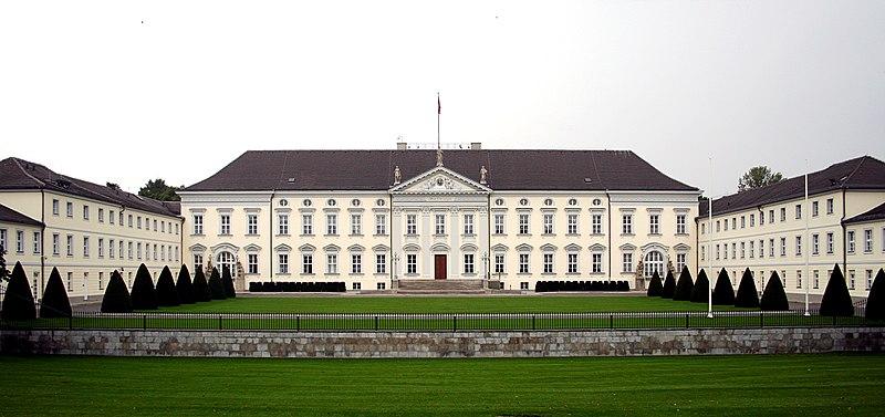 Bundespräsident Haus