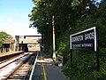 2007 at Goodrington Sands station - down platform.jpg