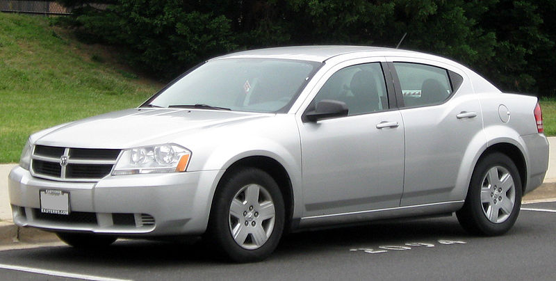 File:2008-2010 Dodge Avenger -- 05-13-2011.jpg