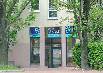 Bahá'í Faith in Germany - Bahá'í community center in Cologne, Germany