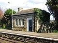2009 at St Erth station - down side shed.jpg
