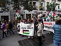 2010 Western Sahara protests in Madrid 01.JPG