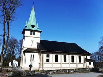 Henrik Thrap-Meyer - Image: 2011 04 11 Onsøy kirke