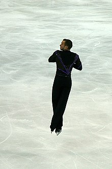 Kevin van der Perren at the 2011 World Championships