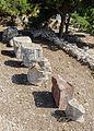 2012 - near Basilike Stoa - Ancient Thera - Santorini - Greece - 03.jpg