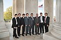 2012 Jessup Moot Court Competitors from Afghanistan Visit the Supreme Court (6883401136).jpg