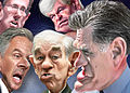 2012 New Hampshire Republican Primary Top Five - Caricatures.jpg