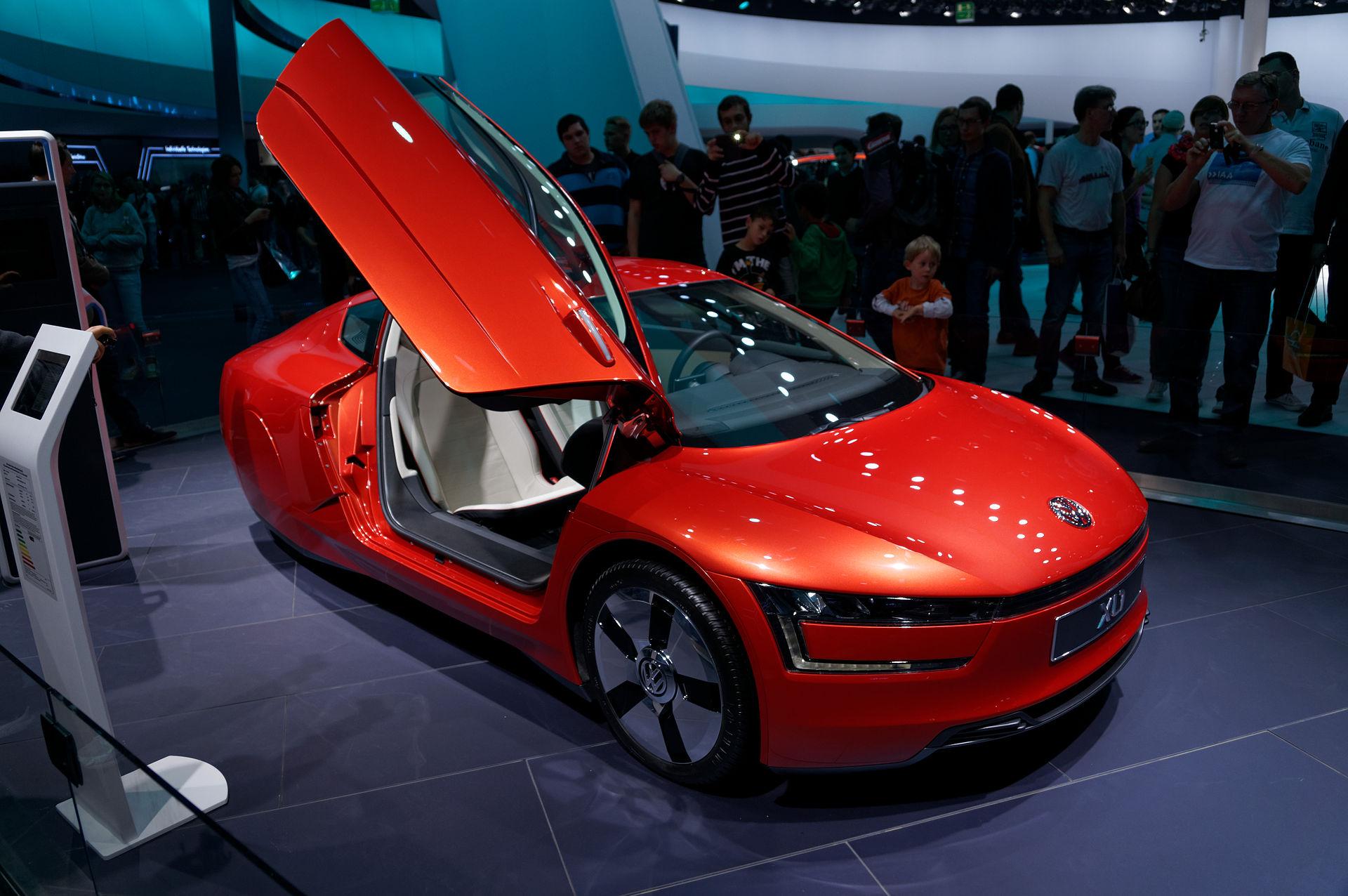 VW XL1 – Wikipedia
