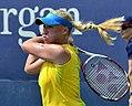 2013 US Open (Tennis) - Qualifying Round - Elena Baltacha (9715878742).jpg