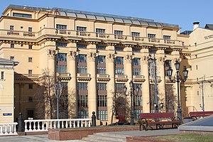 Ivan Zholtovsky - Mokhovaya Street Building, 1931-1934