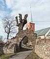 2014 Piława Dolna, kościół św. Katarzyny 11.jpg