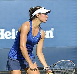 2014 US Open (Tennis) - Qualifying Rounds - Montserrat Gonzalez (15004941750).jpg