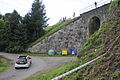 2015 Rally Bohemia - Srb, Citroën C2 R2.JPG