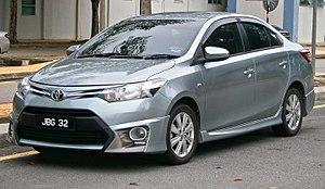 UMW Toyota Motor (Malaysia) - The Toyota Vios is UMW Toyota's best selling model.