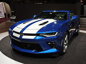 Chevrolet Camaro (sixth generation) - Wikipedia