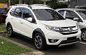 Honda Br V Wikipedia