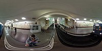 link=https://tools.wmflabs.org/panoviewer/#2016 Moscow metro exhibition (26597066444).jpg