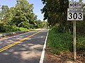 2017-08-21 15 36 05 View north along Maryland State Route 303 (Tappers Corner Road) at Maryland State Route 309 (Cordova Road) in Cordova, Talbot County, Maryland.jpg