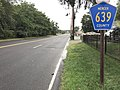 2017-09-06 16 25 26 View west along Arctic Parkway (Mercer County Route 639) at Spruce Street (Mercer County Route 613) in Ewing Township, Mercer County, New Jersey.jpg