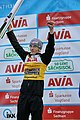 2017-10-03 FIS SGP 2017 Klingenthal Siegerehrung Dawid Kubacki 1.jpg