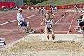 2017 08 04 Ron Gilfillan Wpg Long jump Female 009 (35651595204).jpg
