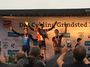 2017 Danish National Time Trial Championships Podium.jpg