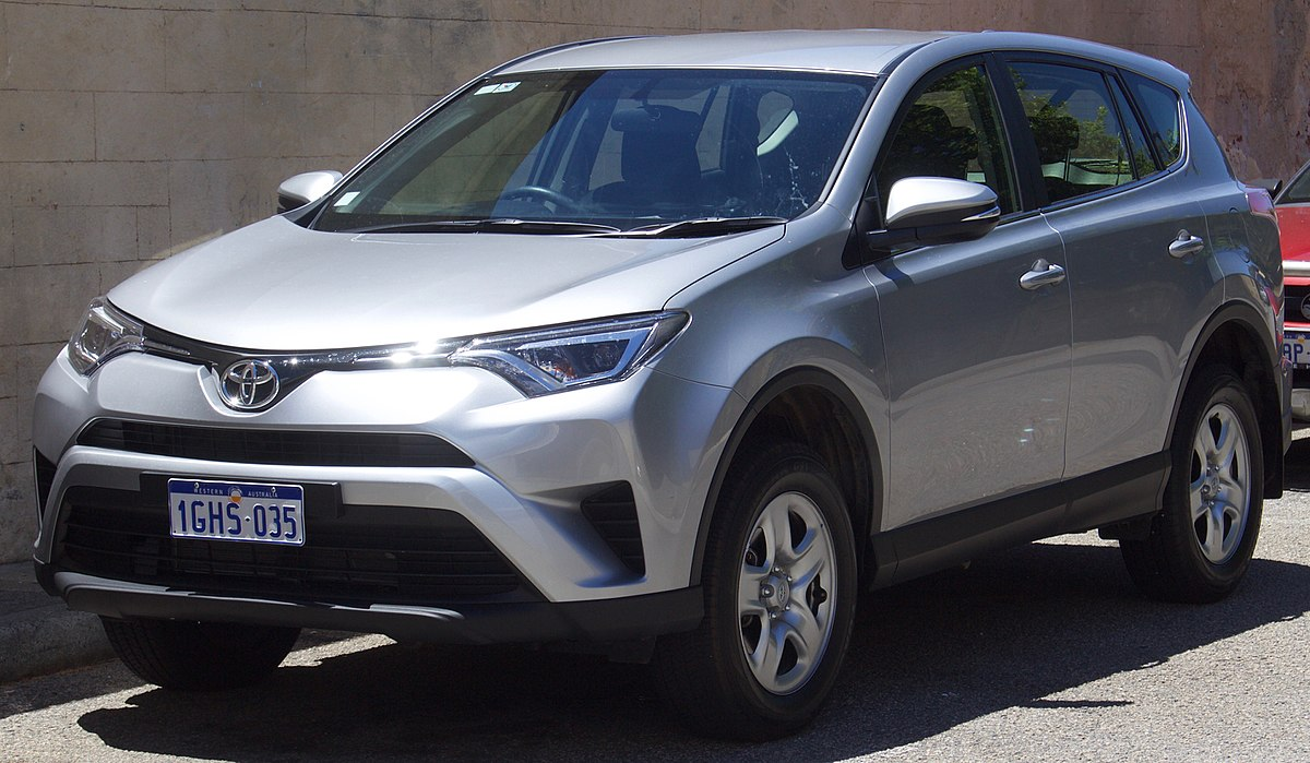 Rav4 Towing Capacity >> Sport utility vehicle - Wikipedia