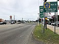 2018-07-21 14 39 27 View east along U.S. Route 46 between Bergen County Route S40 (Huyler Street)-Fred Wehran Drive and Bergen County Route 40 (Main Street) along the border of South Hackensack Township and Little Ferry in Bergen County, New Jersey.jpg