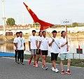 2018-08-07 World Rowing Junior Championships (Opening Ceremony) by Sandro Halank–052.jpg