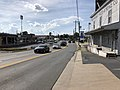2018-08-31 16 10 38 View west along U.S. Route 211 (Old Cross Road) just west of U.S. Route 11 (Congress Street) in New Market, Shenandoah County, Virginia.jpg