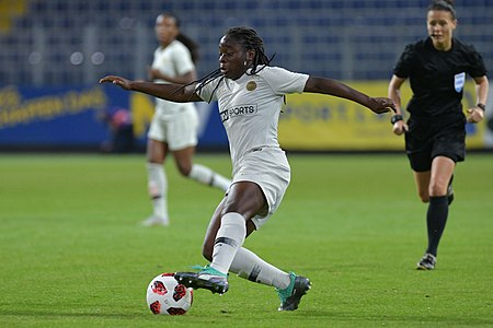 20180912 UEFA Women's Champions League 2019 SKN - PSG Sandy Baltimore 850 5175.jpg