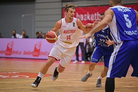 20180913 FIBA EM 2021 Pre-Qualifiers Austria vs. Cyprus Moritz Lanegger 850 5630.jpg