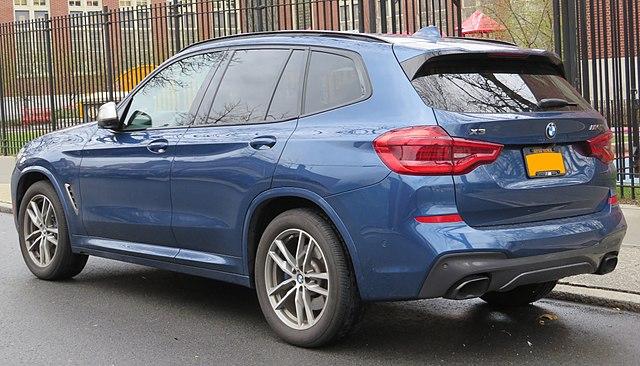BMW X3 M40i (G01)