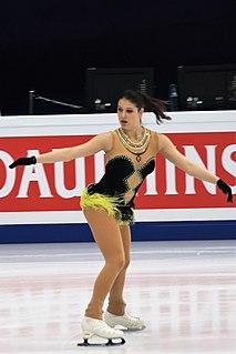 Fruzsina Medgyesi Hungarian figure skater