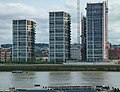 2018 View from North Woolwich across the Thames 26.jpg