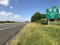 2019-06-06 10 00 17 View south along Interstate 81 at Exit 273 (Virginia State Route 292, Virginia State Route 703, Mount Jackson, Basye) in Mount Jackson, Shenandoah County, Virginia.jpg