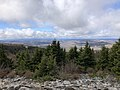 2019-10-27 12 02 08 View west from the Whispering Spruce Trail just southwest of Spruce Knob in Pendleton County, West Virginia.jpg