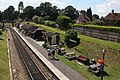 2019 at Groombridge station - the new station.JPG