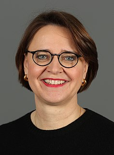 Annette Widmann-Mauz German politician