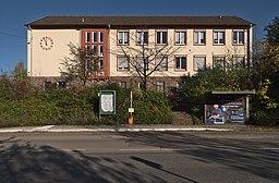 Bahnhofstraße in Püttlingen