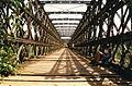 203 Komanda bridge Zaire 1995. Encounter Overland.jpg