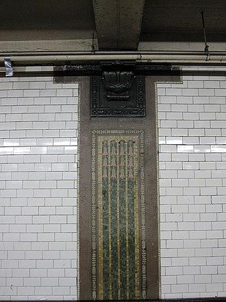 23rd Street (IRT Lexington Avenue Line) - Image: 23 Street IRT 003