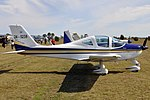 24-5239 Tecnam P2002, 2010 Festival of Flight, Watts Bridge Memorial Airfield.jpg