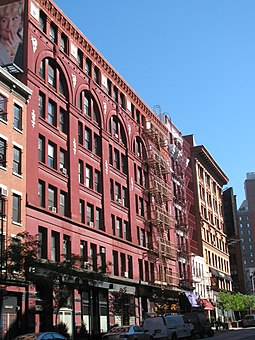 241 Centre Street in New York, where Chung King Studios was located 241 Centre Street.jpg