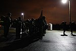 2nd LAAD comes together as unit for hike 150113-M-RH401-008.jpg