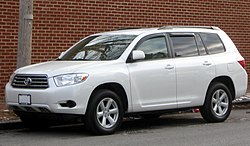 2nd Toyota Highlander -- 01-13-2010.jpg