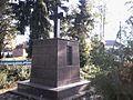3. Пам'ятний знак воїнам-землякам, які загинули в роки Другої світової війни у центрі села Личківці.jpg